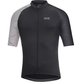 GORE WEAR C5 Optiline Jersey Heren, black/white